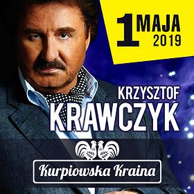 Koncerty: Krzysztof Krawczyk w Kurpiowskiej Krainie! Wielka Majówka!