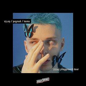 "Hip Hop / Reggae: OKI ""77747 playground"" koncert premierowy"
