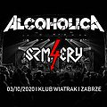 Hard Rock / Metal: ALCOHOLICA + 4 SZMERY, Zabrze