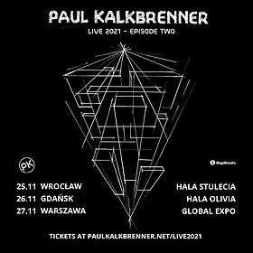 Muzyka klubowa : Paul Kalkbrenner | Gdańsk