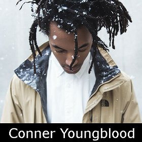 Koncerty: Conner Youngblood