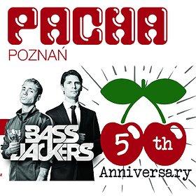 Koncerty: Pacha Poznań 5th Anniversary