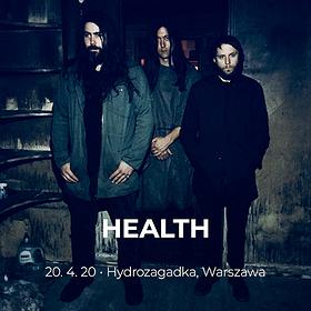 Pop / Rock: HEALTH   Warszawa