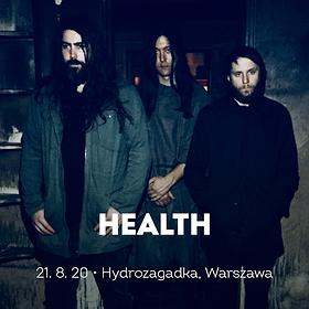 Pop / Rock: HEALTH | Warszawa - koncert odwołany