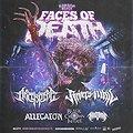 Hard Rock / Metal: Rising Merch Faces Of Death Tour 2021 / Poznań, Poznań