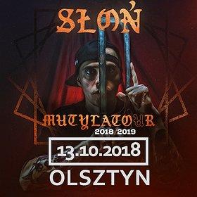 Koncerty: Słoń - Olsztyn