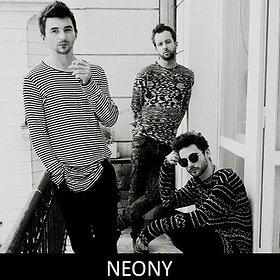 Koncerty: NEONY - UNIFORM Tour 2015
