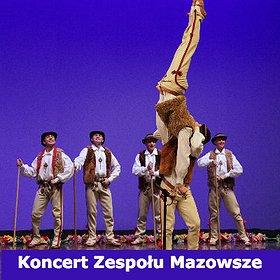 Koncerty: Koncert Zespołu Mazowsze