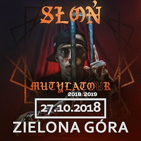 Koncerty: Słoń - Zielona Góra
