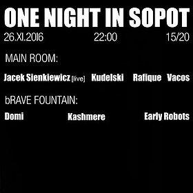 Imprezy: One Night In Sopot ╳ Jacek Sienkiewicz