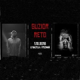 Koncerty: Guzior + ReTo