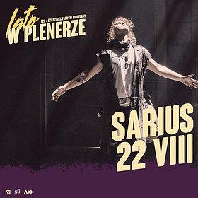 Hip Hop / Reggae : SARIUS | P23, Dziedziniec Fabryki Porcelany | Katowice