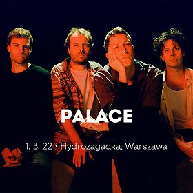 Pop / Rock: Palace | Warszawa