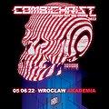 "Hard Rock / Metal: COMBICHRIST ""Europe not my enemy tour"", Wrocław"
