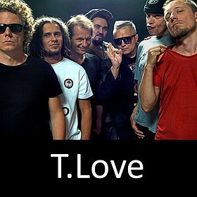 Concerts: T. Love / supporty: Alegorya, IRAAS BAND