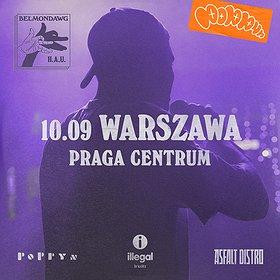 Hip Hop / Reggae: Belmondawg   Warszawa
