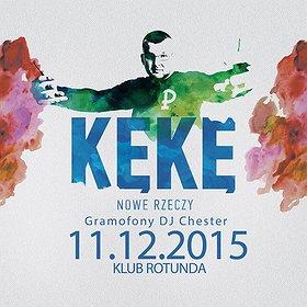 Koncerty: KęKę w Krakowie