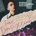 Pop / Rock: Tima Belorusskih, Warszawa