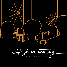 : SYLWESTER - New Years Eve - High in the Sky