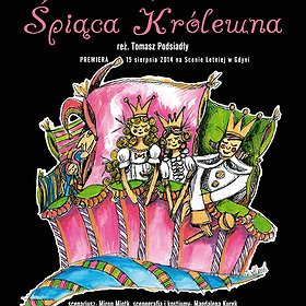 Teatry: Śpiąca Królewna