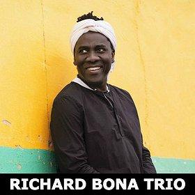 Koncerty: RICHARD BONA TRIO