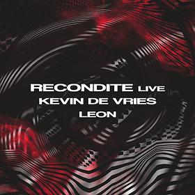 Clubbing: WIR #7: Recondite live