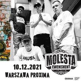Hip Hop / Reggae : Molesta Ewenement | Warszawa