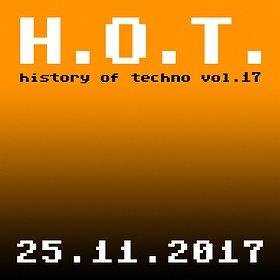 Muzyka klubowa: History of Techno vol.17
