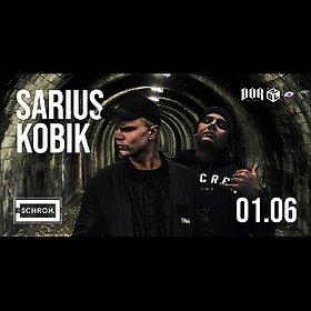 Concerts: Rap Schron: Sarius / Kobik