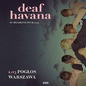 Koncerty: Deaf Havana