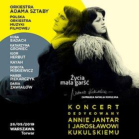 Concerts: Życia mała garść - Warszawa