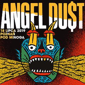 Hard Rock / Metal: Angel Du$t + Higher Power