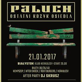 Concerts: Paluch w Białymstoku