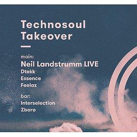 Muzyka klubowa: Technosoul Takeover with Neil Landstrumm LIVE