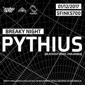 Imprezy: Pythius @ Sfinks700
