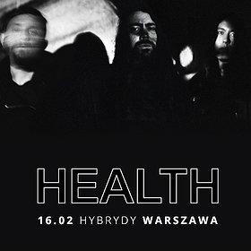 Koncerty: HEALTH