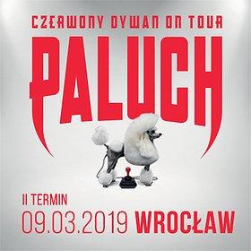 Koncerty: Paluch - Wrocław II termin
