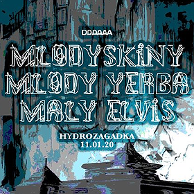 Hip Hop / Reggae: Mlodyskiny, młody yerba, maly elvis