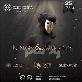 Muzyka klubowa: Kings & Queens