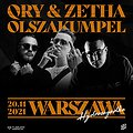 Hip Hop / Reggae: QRY + ZETHA + OLSZAKUMPEL | WARSZAWA, Warszawa