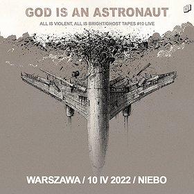 Pop / Rock: GOD IS AN ASTRONAUT / Warszawa
