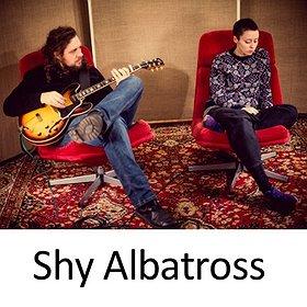 Koncerty: Shy Albatross  - Natalia Przybysz & Raphael Rogiński / Poznań - 9 Stóp