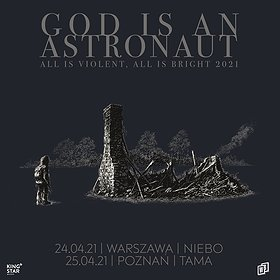 Pop / Rock : GOD IS AN ASTRONAUT / Warszawa