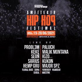 Festiwale: Amfiteatr Hip-Hop Festiwal