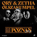 Hip Hop / Reggae: QRY + ZETHA + OLSZAKUMPEL | POZNAŃ, Poznań