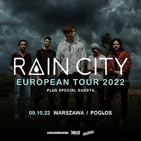 Hard Rock / Metal : RAIN CITY | Warszawa