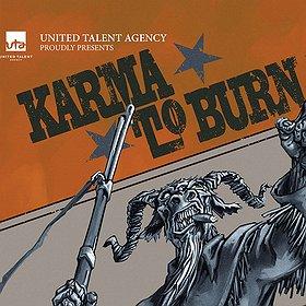 Koncerty: KARMA TO BURN