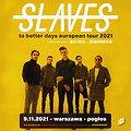 Hard Rock / Metal: Slaves | Warszawa, Warszawa