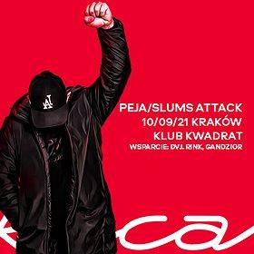 Hip Hop / Reggae: Peja/Slums Attack | Kraków