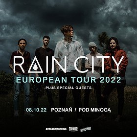 Hard Rock / Metal : RAIN CITY   Poznań